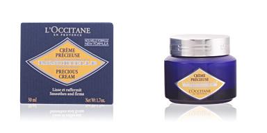 Anti aging cream & anti wrinkle treatment IMMORTELLE crème précieuse L'Occitane