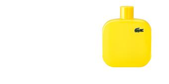 EAU DE LACOSTE L.12.12 JAUNE eau de toilette vaporizador 175 ml Lacoste