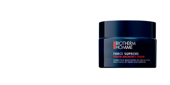 Creme antirughe e antietà HOMME FORCE SUPREME youth reshaping cream Biotherm