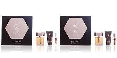 YSL L'HOMME LOTE 3 pz