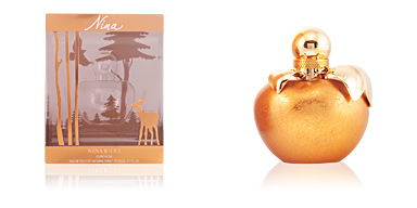 Nina Ricci NINA edt vaporizador limited edition or 80 ml
