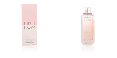 Calvin Klein ETERNITY NOW edp vaporizador 100 ml
