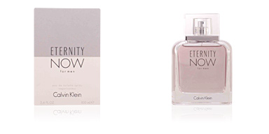 Calvin Klein ETERNITY NOW MEN edt vaporizador 100 ml