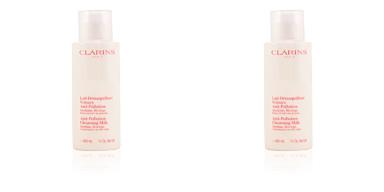 Nettoyage du visage LAIT DÉMAQUILLANT velours peaux mixtes ou grasses Clarins