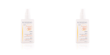 PHOTODERM MINERAL SPF50+ fluide très haute protection 100 ml Bioderma