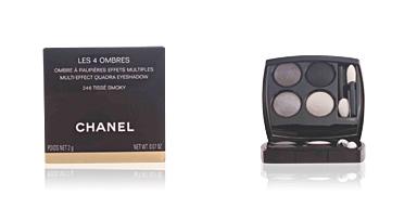 Chanel LES 4 OMBRES #246-tissé smoky 2 gr