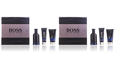 BOSS BOTTLED NIGHT LOTE 3 pz Hugo Boss