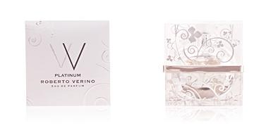 Verino VV PLATINUM eau de parfum vaporizador perfume