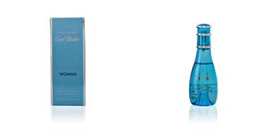 COOL WATER WOMAN eau de toilette vaporizador 30 ml Davidoff