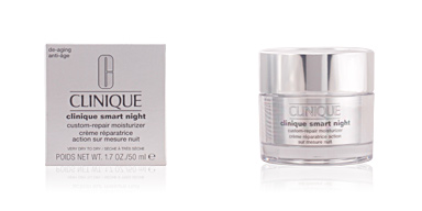 Crèmes anti-rides et anti-âge SMART NIGHT custom-repair moisturizer I Clinique