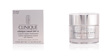 SMART SPF 15 custom-repair moisturizer PS Clinique