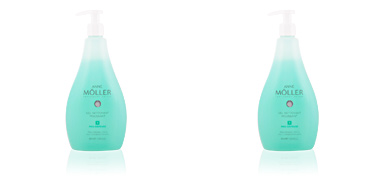 Facial cleanser GEL NETTOYANT moussant Anne Möller