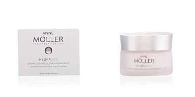 Face moisturizer HYDRAGPS crème légère ultra hydratante Anne Möller