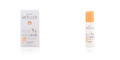 Faciales ADN roll-on solaire zones fragiles SPF50+ Anne Möller