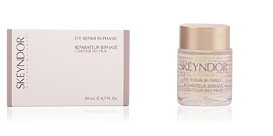 Dark circles, eye bags & under eyes cream NATURAL DEFENCE reparador ojos bifásico Skeyndor