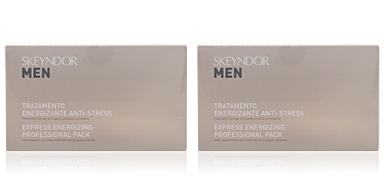 Antifatigue facial treatment MEN tratamiento energizante anti-stress Skeyndor