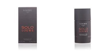 Deodorant SOLO LOEWE deodorant stick Loewe
