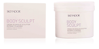 BODY SCULPT crema de masaje estrías y flacidez 500 ml Skeyndor