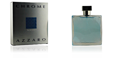 CHROME eau de toilette vaporizador 100 ml Azzaro