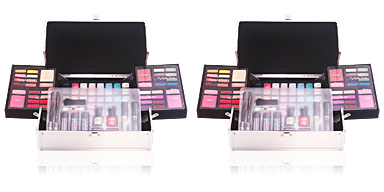 The Color Workshop BEAUTY ALLURE TRAIN CASE 90 pz