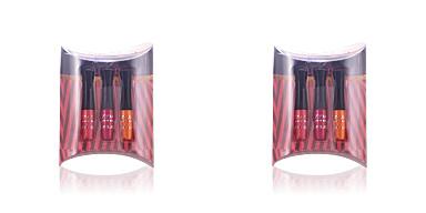 The Color Workshop LUSCIOUS LIPS CASE 3 pz