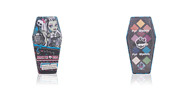 Set de maquillage CREEPERIFIC COLOR COFFIN TIN -EYE CASE Monster High