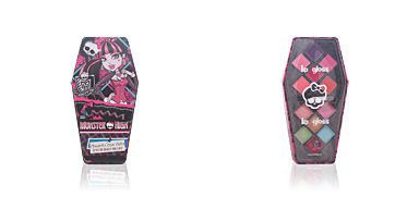 Maquillage pour enfant CREEPERIFIC COLOR COFFIN TIN -LIP CASE Monster High