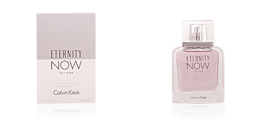 Calvin Klein ETERNITY NOW MEN edt vaporizador 50 ml