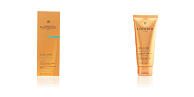 Hair mask for damaged hair SOLAIRE intense nourishing repair mask Rene Furterer