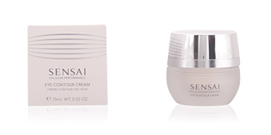 Dark circles, eye bags & under eyes cream SENSAI CELLULAR PERFORMANCE eye contour cream Kanebo Sensai