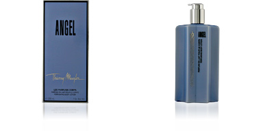 Hidratação corporal ANGEL perfuming body lotion Thierry Mugler