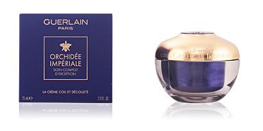 Tratamientos y cremas cuello y escote ORCHIDÉE IMPÉRIALE la crème cou et décolleté Guerlain