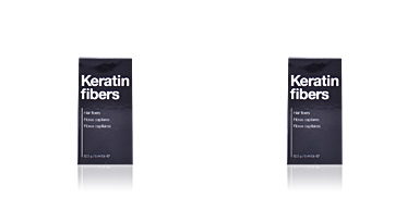KERATIN FIBERS hair fibers #light blond 12,5 gr The Cosmetic Republic