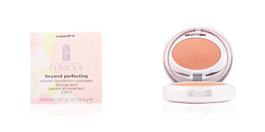 Clinique BEYOND PERFECTING powder foundation #09-neutral 14,5 gr