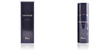 Desodorizantes SAUVAGE deodorant spray Dior