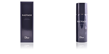Deodorant SAUVAGE deodorant spray Dior