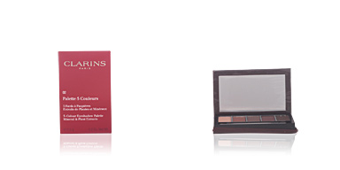Clarins PALETTE YEUX 5 couleurs #02-pretty night 7,5 gr