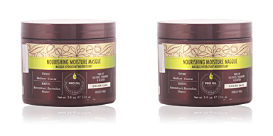 Hair mask - Hair mask for damaged hair NOURISHING MOISTURE masque Macadamia