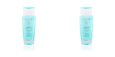 Make-up remover PURETÉ THERMALE démaquillant apaisant yeux sensibles Vichy