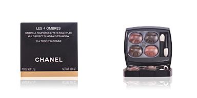 Chanel LES 4 OMBRES #254-tissé d´Automne 1,2 gr