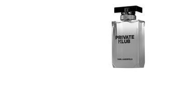 PRIVATE KLUB POUR HOMME eau de toilette spray Lagerfeld