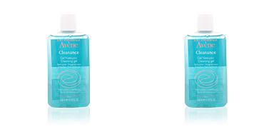 Limpiador facial CLEANANCE gel nettoyant visage et corps Avène