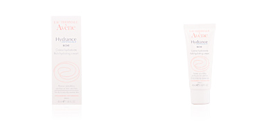 Face moisturizer HYDRANCE OPTIMALE crème riche hydratante Avène