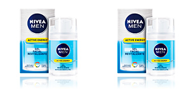 Nivea MEN SKIN ACTIVE ENERGY gel facial revitalizante 50 ml