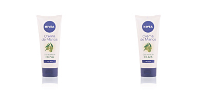 Hand cream & treatments ACEITE DE OLIVA crema de manos Nivea