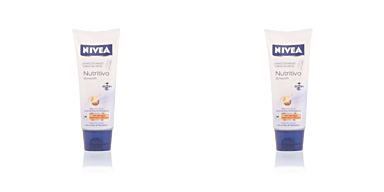Nivea NUTRITIVO crema manos piel seca aceite macadamia 100 ml