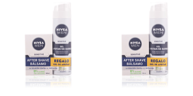 Nivea MEN SENSITIVE COFFRET 2 pz