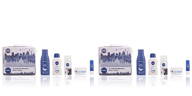 Coffret de Cosméticos NIVEA WOMEN MINI TRAVEL LOTE Nivea