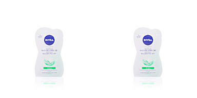 Nivea AQUA EFFECT kur/maske purificante peel off 2 x 7,5 ml