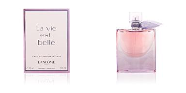 LA VIE EST BELLE l'eau de parfum intense vaporisateur Lancôme